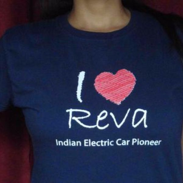 T-Shirt - Love My EV