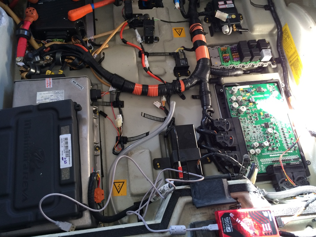 Why I Got The Mahindra E2o Pluginindia Tech Remote Starter Wiring Diagram Furthermore Gem Car Battery Picture